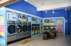 Automatic washing machines at laundry service (phuong.sg@gmail.com) Tags: appliance architecture automate automatic building contemporary design domestic dry dryer electrical faucet home house household housework indoors industrial interior laundrette laundromat laundry machine modern public room service sink spin style utility wash washbasin washbowl washer washing washouse white