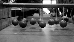 (JulienLec) Tags: boules jeux bois tradition pendule