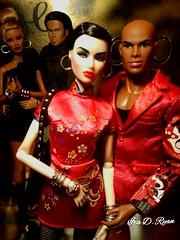 Them (krixxxmonroe) Tags: ira d ryan photography krixx monroe styling fashion royalty nu face opium ayumi super model connvention tobias asian black love