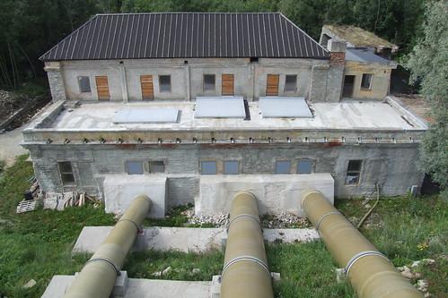 Jägala hüdroelektrijaam, 11.08.2010.