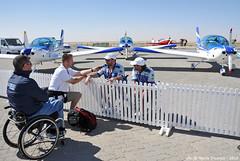 201002ALAINTR49 (weflyteam) Tags: wefly weflyteam baroni rotti piloti disabili fly synthesis texan airshow al ain emirati arabi uae
