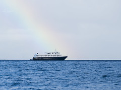 Safari Rainbow (DMac Photography) Tags: uncruise hawaii molokai maui lahaina kona