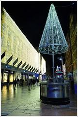 The Style Mile (Ben.Allison36) Tags: buchanan street glasgow scotland night shot christmas lights hand held