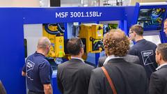 Weltpremiere: die neue MSF FiberLas Tube500 zur multifunktionalen 3D-Bearbeitung (MicroStep Europa) Tags: euroblech 2016 microstep microstepeuropa hersteller msf fiberlas tube500 3dbearbeitung bleche rohre profile dvstv