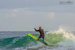 A Surfer's Paradise (Beth Wode Photography) Tags: surfer surfing waves surfboard goldcoast snapperrocks beth wode bethwode