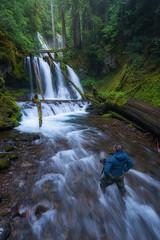 Panther Creek (terenceleezy) Tags: panthercreek oregon washington pdx waterfalls waterfall