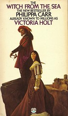 The Witch from the Sea (54mge) Tags: paperback novel fiction
