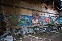 _DSC1269 (Under Color) Tags: leipzig graffiti lost places urban exploring leipsch walls