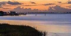 (rstutts44) Tags: inlet clouds seascape bridge bay