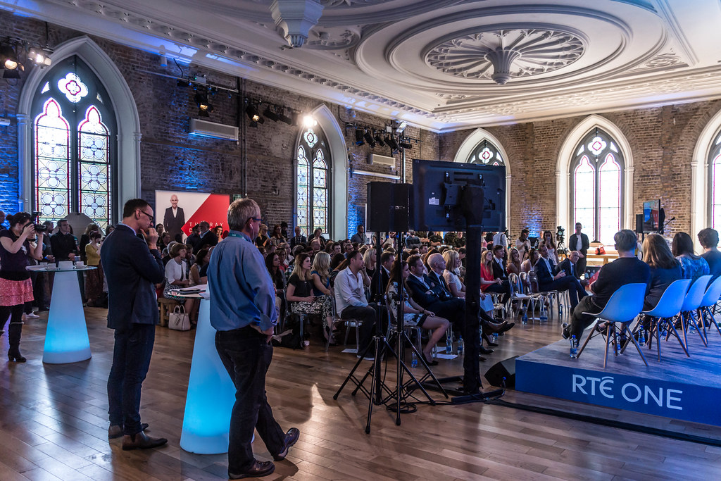 RTE's WINTER SEASON LAUNCH [SMOCK ALLEY THEATRE] REF-107039