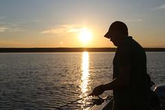 Peaceful fishing (Rob Kunz) Tags: lake water recreation kunz sportsrecreation