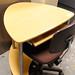 PC corner desk - beech