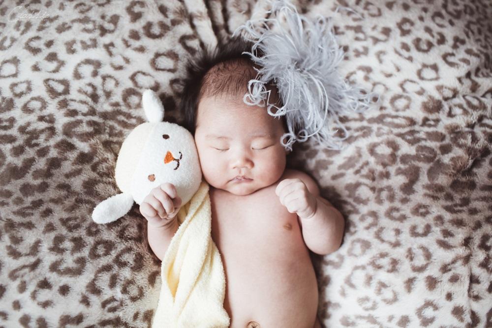 新生兒滿月寫真攝影師