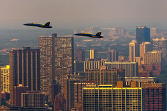 Air Show 2015 - EXPLORED 8/29//15 (jnhPhoto) Tags: chicago cityscape navy airshow blueangels airandwatershow explored jnhphoto