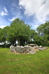 Proleek Wedge Tomb, from south (backpackphotography) Tags: ireland megalithic stone ancient gallery tomb prehistoric hdr wedge louth megalith dolmen portaltomb proleek backpackphotography proleekdolmen proleekportaltomb giantsload parrahbougmcshagean