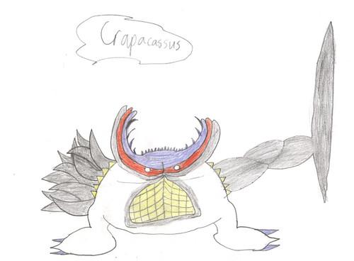 Crapacassus