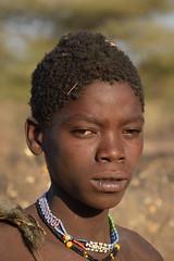 Hunter (Chri...) Tags: world africa people tanzania safari hunter glance tribu savana