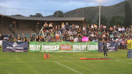 "Bisbee (AZ) vs. Douglas (AZ) - 2015 • <a style=""font-size:0.8em;"" href=""http://www.flickr.com/photos/134567481@N04/20997032171/"" target=""_blank"">View on Flickr</a>"