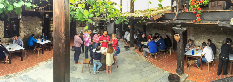 Casa poli puertas de vidiago llanes restaurante cocina - Casa tradicional asturiana ...