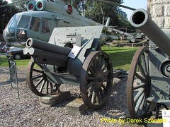 "122mm howitzer M1910-30 5 • <a style=""font-size:0.8em;"" href=""http://www.flickr.com/photos/81723459@N04/21282418344/"" target=""_blank"">View on Flickr</a>"
