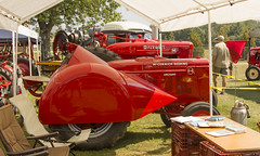 Marshville 12 (rumimume) Tags: old red tractor ontario canada heritage festival canon photo still antique farm sigma fair niagara vehicle annual labourday picoftheday 2015 wainfleet marshville 550d t2i rumimume