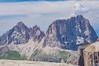 Il Gruppo del Sassolungo dal Sass Pordoi (stefanolovato) Tags: amici dolomiti vacanze sasspordoi sassolungo cinquedita puntagrohmann forcellasassolungo girodeirifugi dolomiti2015