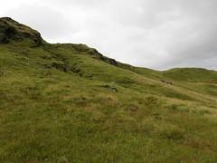 Creag Mhor and Beinn Heasgarnich climb up to the ridge (ancanchaWH) Tags: highlands walk mhor beinn creag heasgarnich