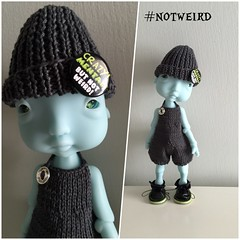 FS: RARE BLUE and GREEN Humpties by Nefer Kane - RESERVED (Soneekk) Tags: outfit shoes doll handmade circus bjd kane artdoll humpty nefer