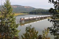 Ramsdell, Idaho (UW1983) Tags: trains idaho railroads milwaukeeroad stmariesriverrailroad benewahlake