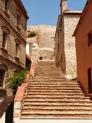 Escales de l'Ajuntament (2) (calafellvalo) Tags: treppe step ladder ladders escaleras leiter chelle peldaos calafellvalo escalerasescalesbaixpenedsescalesscalestaircasecalafellvalo strsis