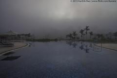 Life Just Before the Light (Karthik N Rao) Tags: india mist karnataka coorg virajpet kodagu infa incredibleindia kanara clubmahindraresort kanaraphotos knr2015