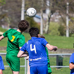 Petone FC v Victoria University 15