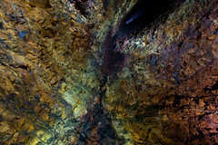 Im Inneren der Magmakammer des Thrihnukagigur, Tour Inside the volcano, Island