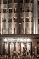 Belgrade by Night (wrongwalker) Tags: architecture serbia streetphotography belgrade beograd balkan belgradebynight streetsofbelgrade