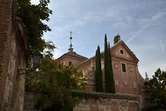 Vista de los Trinitarios (vcastelo) Tags: madrid españa spain mayor colegio universidad henares alcala uah trinitarios