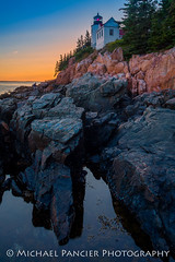 Bass Harbor Head Light (Michael Pancier Photography) Tags: us rocks lighthouses unitedstates maine newengland americathebeautiful atlanticocean 1858 tremont bassharbor mountdesertisland bassharborheadlight acadianationalpark northatlantic atlanticcoast travelphotography commercialphotography newenglandcoast naturephotographer editorialphotography bassharborlighthouse mainelighthouses coastalmaine bluehillbay michaelpancierphotography landscapephotographer fineartphotographer newenglandlighthouses michaelapancier fourthorderfresnel americasnationalparks wwwmichaelpancierphotographycom summer2015