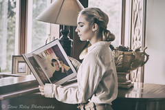 Elegance Shoot with Rachel #2 (fugjostle) Tags: portrait woman window female canon model women piano naturallight indoor vogue 7d 2470l elegance steveriley 2470mm 2470 ef2470mm canon7d rachelgittens fugjostle chateaurhianfa