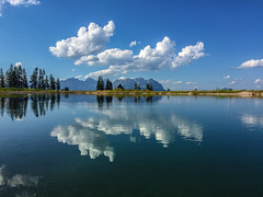 clouds in the water (volker ibrcker) Tags: trees sky panorama lake mountains alps nature water clouds landscape mirror see wasser europa europe outdoor ngc natur himmel wolken berge alpen blau landschaft bume spiegelung soe bej theworldisbeautiful artofimages bestcapturesaoi