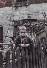 London's Victorian Street Children (Billy-Fish) Tags: poverty street colour london art history monochrome children child poor victorian photographic historical restoration urchin colorization colourisation billyfish