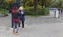 Amsterdam Centrum Frederiksplein fun (GeRiviera) Tags: girls netherlands dutch amsterdam nederland centrum noordholland frederiksplein