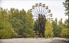 Pripyat Amusement Park (Bert Kaufmann) Tags: abandoned fairground nuclear ukraine disaster radioactive radioactivity iconic kermis chernobyl urbex verlaten desolaat radioactiviteit pripyat exclusionzone chornobyl urbexing prypyat nucleardisaster tsjernobyl radioactief oekrane zoneofalienation chernobylnuclearpowerplant pripjat kernramp   chernobyldisaster kyivoblast krasnoye pripyatamusementpark