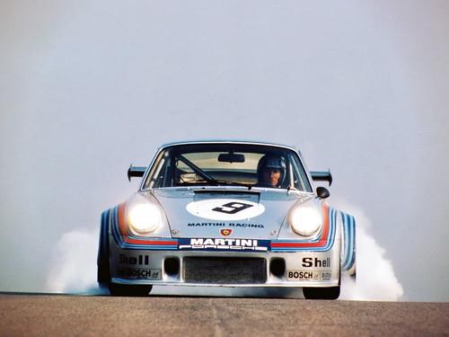 Porsche 911 Carrera RSR Turbo 2.1 (911) 1974 год