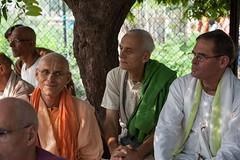 IMG_5427 (iskconmonk) Tags: festival prabhupada swami kartik prabhu brahmananda vrindavan iskcon swamiji sanyasi goshala iskconvrindavan