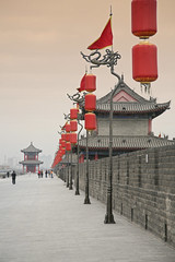 xi'an-china-city-wall