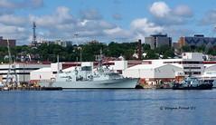 HMCS Halifax (FFH 330) Halifax Class Frigate (Gerald (Wayne) Prout) Tags: hmcshalifaxffh330halifaxclassfrigate cfbhalifax cityofhalifax novascotia canada prout geraldwayneprout eastmankodakcompany kodakdx6490zoomdigitalcamera canadianforcesbasehalifax hmcs halifax ffh 330 class frigate ffh330 siorgaisgiel everbrave royalnavydockyard maritime forces marlant martimeforcesatlantic atlantic canadianforces base canadian navy saintjohnsshipbuildingltd saintjohns 1992 1987 navalvessel vessel ship halifaxpeninsula cfbhalifaxhmcdockyard