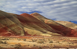 Painted Hills {In Explore 11/9/15}