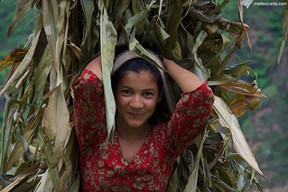 A Nepalese Smile