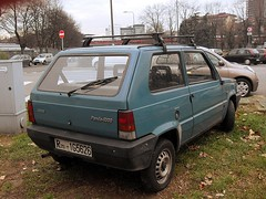 Fiat Panda 1000 i.e. Fire 1992 (LorenzoSSC) Tags: fire panda fiat 1992 ie 1000