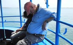 Na Ria Formosa 2015 - Cansados (Markus Lske) Tags: portugal algarve formosa ria riaformosa olhao olho lueske lske