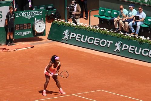 Serena Williams - Roland Garros 2015 - Serena Williams